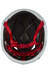 Black Diamond Vapor skihelm wit